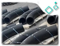 Low Temperature Carbon Steel 1.5D Pipe Bend
