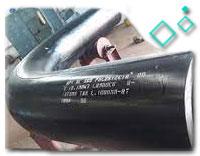 E470 Steel 180º Bends