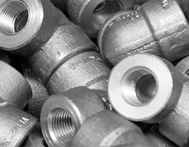 2205 stainless steel Threaded Elbow