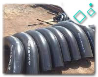 Q235b Carbon Steel 2D Pipe Bend