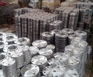 316H stainless steel WNRF Flanges