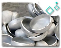 316L Stainless Steel Pipe Cap