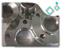 321 Stainless Steel Socket Weld Flange