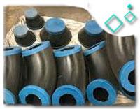 45 Degree LR Elbow, ASTM A234 WP9, 22 Inch, 0.375 Inch, BW