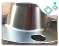 600 Alloy Weld Neck Raised Face Flanges