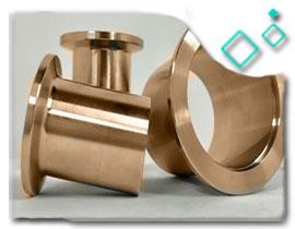 70/30 copper nickel Stub End