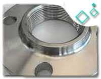720 psi Stainless Steel Screwed Flanges