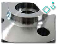 800 Incoloy Long Weld Neck Flange