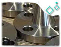 825 Incoloy Long Weld Neck Flange