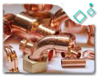 90/10 copper nickel Buttwelding Fittings