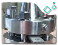 A182 Gr F316H Orifice Flanges