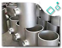 AISI 321 stainless steel Reducing Tee