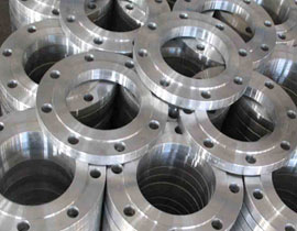 Alloy 200 flanges