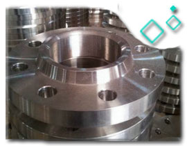 Alloy 600 Threaded Flanges