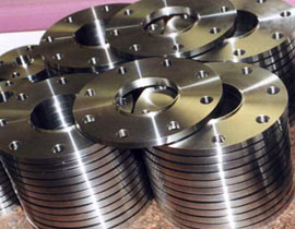 Alloy 601 flanges