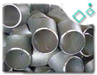 Alloy 800 butt weld seamless pipe fittings 2