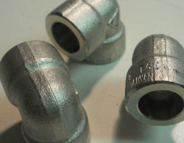 Alloy 800 Threaded elbow
