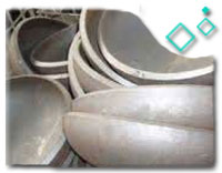 Alloy 825 Pipe Cap