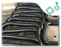 Alloy Steel ASTM A234 WP91 Pipe Bends