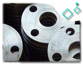 Alloy Steel Grade F5 Forged Flanges
