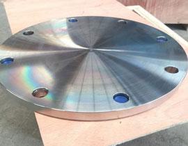 Alloy Steel Grade F91 Blind Flange