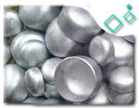ANSI B16.9 Incoloy Alloy 800 Pipe Cap