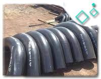 A234 WP22 long radius bend