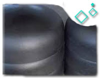 ASME B16.9 Pipe Cap, Carbon Steel, WT Schedule 40, Seamless, DN450