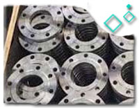 ASME B16.5 incoloy 825 DN65 cl300 forged SORF flange