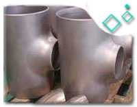 ASME B16.9 MSS SP 43 75 Hastelloy C-276 2.4819 ASTM B366 N10276 Butt-welding Pipe Fittings