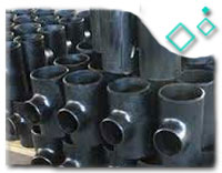 ASME B16.9 Seamless Carbon Steel Equal Tee, DN200, SCH 20