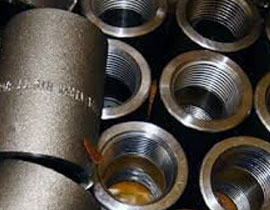 ASME SB366 Incoloy 825 Full Coupling