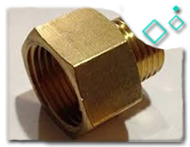 ASME SB62 Brass Reducer