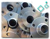 ASTM 321 Stainless Steel Blank Flanges Rotatable