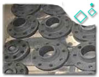ASTM A105 Normalized Flanges