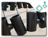 ASTM A105 Pipe Tee, ASME B16.11, 2×2 Inch, 2000 LB
