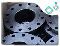 ASTM A105 SO Flange, 4 Inch, 300LB, EN1092-1