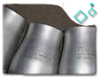 ASTM A106 Gr.B Concentric Pipe Reducer, DN80 X DN50, Butt Weld