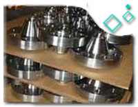 ASTM A182 316 SS Long Weld Neck Flanges