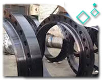 astm a182 f11 alloy steel forged weld neck flange
