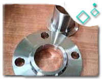 ASTM A182 F304 Lapped Joint Flange, DN25, ANSI B16.5