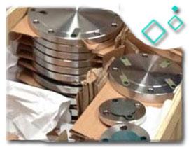 ASTM A182 F316L Blind Flanges