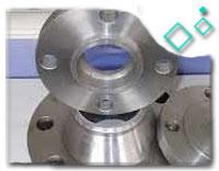 ASTM A182 F321 WNRF Flanges