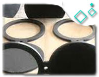 ASTM A182 F5 Cl.2 Spectacle Blind Flanges