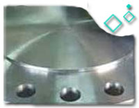 ASTM A182 Gr F321 Blind Flanges