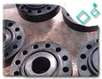 ASTM A182 Grade F11 Ring Type Joint Flanges