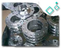ASTM A182 Grade F321 Lap Joint Flange
