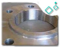 ASTM A182 Grade F321 Threaded Flanges