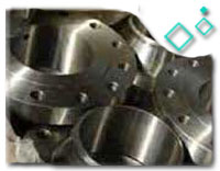 ASTM A182 Type 316 Plate Flanges
