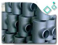 ASTM A234 Equal Tee, DN150, SCH XS